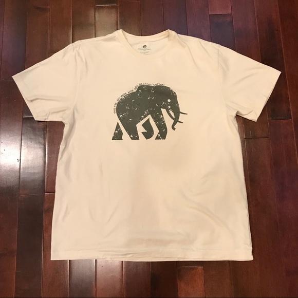 c02738183 Banana Republic Other - Banana Republic Organic Cotton Elephant T-Shirt